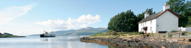 holiday cottages with fantastic views