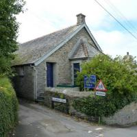 SX0990 : Boscastle Village Hall