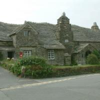 SX0588 : Tintagel Old Post Office