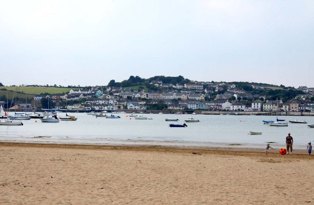 SS4630 : Appledore from Instow