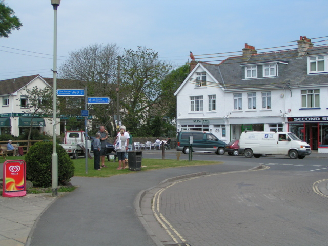 SS4836 : There used to be a railway line here - Braunton