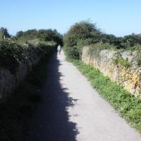 SS4439 : Path to the beach, Croyde Bay