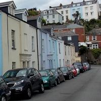 SX8751 : Free car parking in Charles Street, Dartmouth