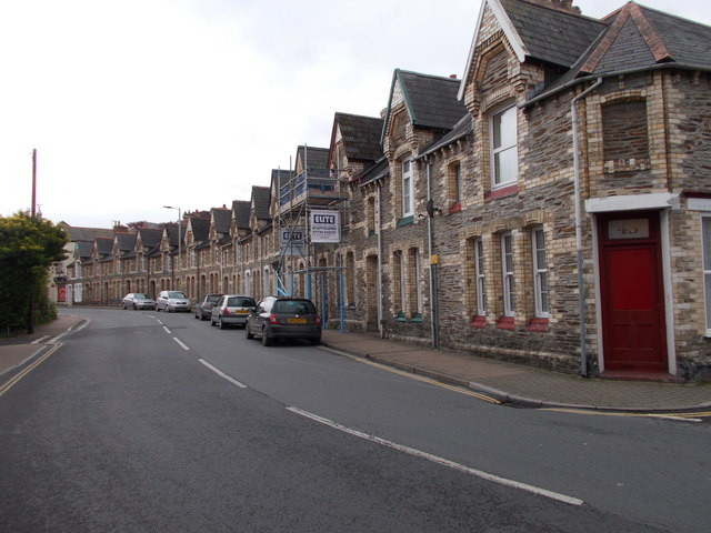 SS5147 : Terraced Houses - Wilder Road