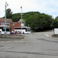 SS5147 : Coach park in Ilfracombe
