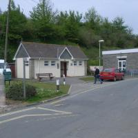 SX7339 : Public conveniences in Gould Street, Salcombe