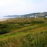 SS4543 : Dunes at Woolacombe