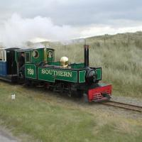 SH6113 : One of the little railways of Wales