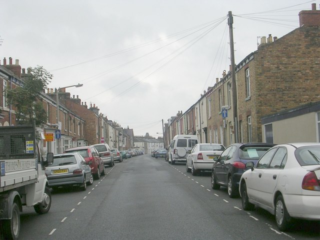 TA0388 : Hoxton Road - Northway