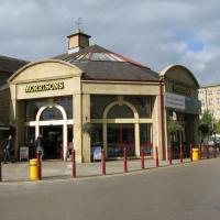 SD9851 : Morrisons superstore, Skipton