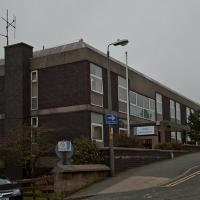 NZ8910 : Whitby Police Station
