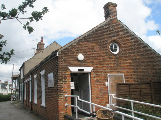 TM5076 : Southwold Library
