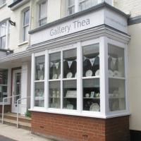 TM5076 : Gallery Thea, Hurren Terrace, Station Road